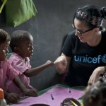Katy Perry Teams up with UNICEF