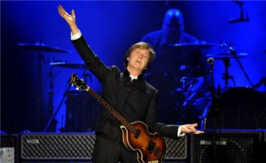 McCartney & Adele tops UK Music Rich List
