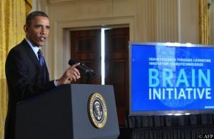 Obama launches BRAIN Initiative
