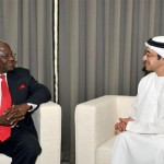 Sheikh Abdullah Meets President of Republic of Sierra Leone