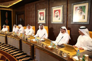 UAE Cabinet Took 500 Resolutions in 2012