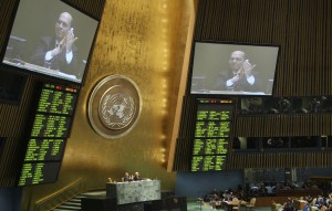 UN General Assembly Adopts Historic Arms Trade Treaty