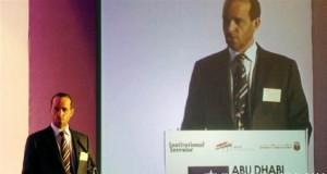 Abu Dhabi Investment Forum Held in Paris