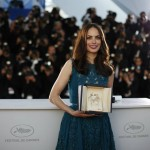 Berenice Bejo Awarded Best Actress at Cannes