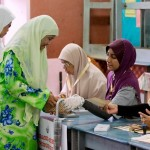 Malaysian Polls open in Pivotal Election