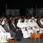 Sheikh Mohammed Attends Africa Global Business Forum