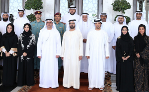 Sheikh Mohammed Honours UAE Government Leaders Programme