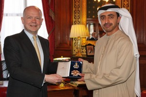 UAE-UK Sign two Memoranda of Understanding
