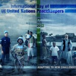 World observes UN Peacekeepers Day