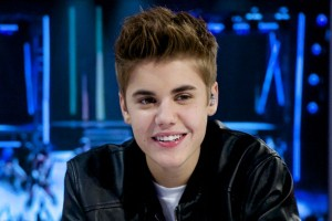 Bieber signs up for Space Voyage