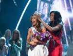Miss Connecticut wins Miss USA Contest