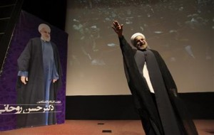 Rohani Sweeps Iran's Presidential Polls