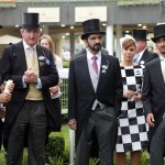 Sheikh Mohammad Attends Royal Ascot Horse Race