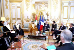 UAE-France to boost Strategic Partnership