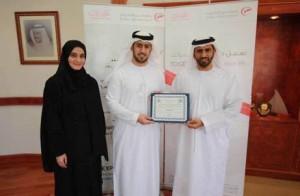 Dubai Smart Govt wins UN Public Service Award