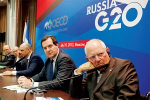G20 Focus on Growth over Austerity