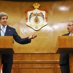 Kerry wins Arab Backing on Mideast Peace Effort
