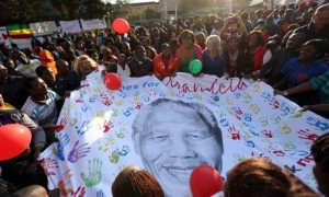 Mandela's 95th birthday Celebrated with Prayers