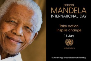 Mandela's 95th Birthday Commemorated