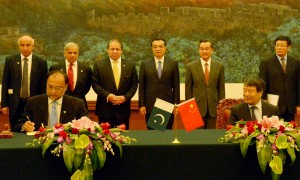 Pakistan-China set sights on Trade Corridor
