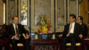 Pakistan's PM Meets Chinese President