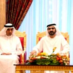 Sheikh Mohammed Meets Members of Judiciary