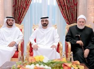 Sheikh Mohammed Praises Sheikh Zayed