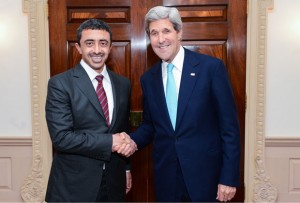 UAE FM Meets Senior US Officials
