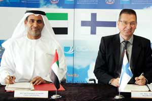 UAE-Finland Ink Open Skies Agreement