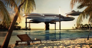 UAE Firms vie for World's 1st Underwater Hotel