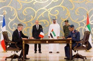 UAE-France Sign Space Agreement