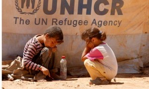 1 Million Children flee Syria: UN