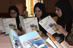 5th Tourism Youth Summer Camp in Abu Dhabi
