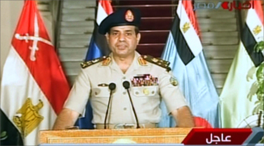 Egyptian Defence Minister thanks UAE for Support