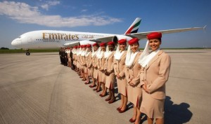 Emirates Airlines Uses Google Now
