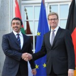 German FM Hosts Iftar Dinner for Sheikh Abdullah