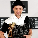 Timberlake take over Video Music Awards