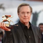 Director William Friedkin holds the Golden Lion Lifetime Achievement award