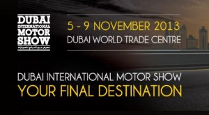 Dubai Motor Festival Launched