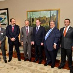 GCC Foreign Minister's Meet Canadian FM