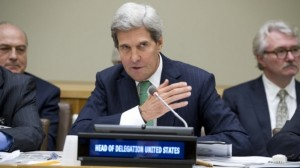 Kerry Urges for Action on UN Climate Report
