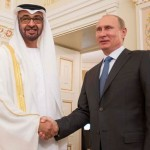 Sheikh Mohammed bin Zayed- Putin discuss Cooperation