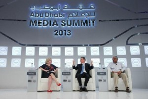 Abu Dhabi Media Summit Concludes