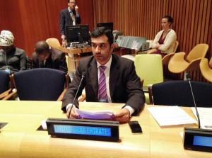 At UN, UAE Renews Commitment to Combat Terrorism