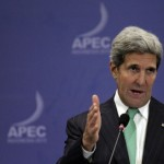Kerry Warns on Foreign Policy Impact of US Shut Down
