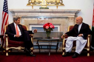 Progress on US-Afghan Deal Continues