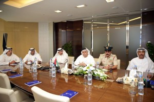 Sheikh Ahmad Chairs Expo 2020 Meeting