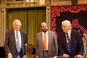 Sheikh Sultan Becomes Member of Lisbon's Academy