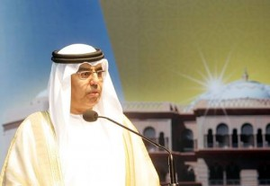 UAE Minister Chairs Arab Group at IMFC's Meeting