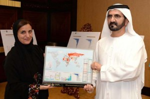 UAE PM Briefed on UAE Foreign Aid Report
